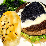 Interested in a Caviar-Infused Burger?