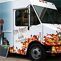 The City Street Grille Food Truck