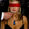 A Three-Course Dinner...Blindfolded