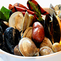 Mussels Week at Belga Café