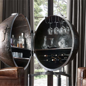We Found the Most Beautiful Bar Carts in Existence