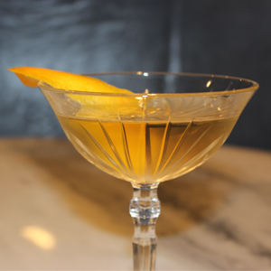 A Skyline-Adjacent Martini Study