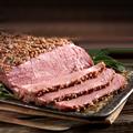 Corned Kobe Beef. Yeah.