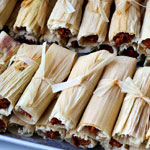 Chocolate Tamales and Mexican Punch