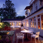 Dining at the Inn at Little Washington