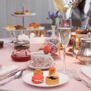 She Gave Birth to You, Now Treat Her to Some Tea and Petit Fours