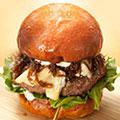 Monster Burger-ing at Savory