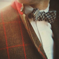 For Fall: Tweed, Rare Wine and Wool Ties