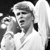 A David Bowie Sing-Along. Yes.