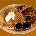 Sundays Are for Chicken and Waffles Again