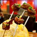 A Month of Pumpkin Lollipops at Lincoln