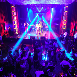 Live-Band Karaoke at Faena Theater: Happening