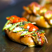 Oh, the Hot Dogs You'll Eat Here