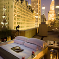 Outdoor Penthouse-ing & a Crazy Alarm