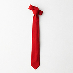 The Obligatory (but Nice) Red Tie