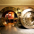 A Party in an Old Bank Vault