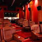 A Private Screening Room at HPV Theatre