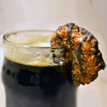 A Cookie-and-Beer Flight. Yep.