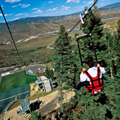 The World's Steepest Zip Line