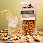 Gin and Tonic Popcorn. Have At It.