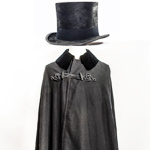 FDR's Top Hat and Cape
