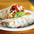 La Cumbre's Nacho Burrito