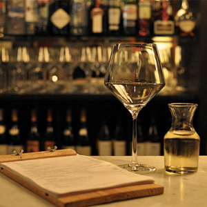 The Café de la Presse Team Has a New Wine Bar and Bistro