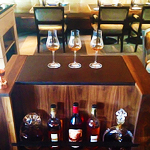 Bourbon Steak's Got a Whiskey Cart
