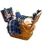 Renting a Basket from Scardello