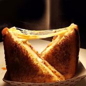 It's a Grilled Cheese Competition, and You're the Judge
