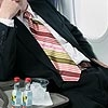 Virgin America's First Flight