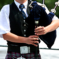 Rugby and Bagpipes at Acre 121