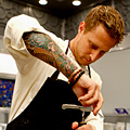 "Michael Voltaggio Wins ""Top Chef"""