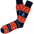 Fair Isle Socks from Psycho Bunny