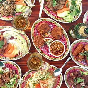 A Thai Picnic That Never Has to End