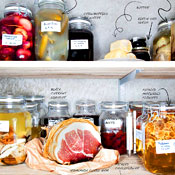 Have a Quick Look Inside Chefs' Fridges, Then Move On