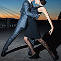 Dinner, Drinks and Dancing the Tango