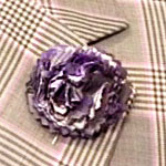 The Item: Flowers for Your Lapel