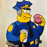 It's Coffee. It's Donuts. It's Art.
