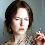 Nichole Kidman as Virginia Woolf