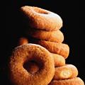Mashed Potato Donuts at Brindle Room