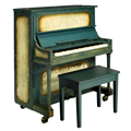 The Piano from Casablanca