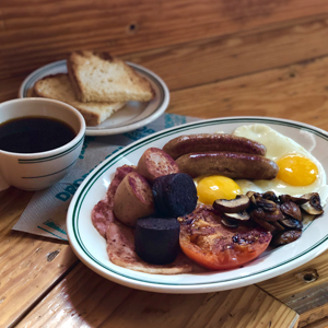 This Irish Breakfast Will Be Here When You Need It