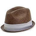 Straw Fedora by Rag & Bone