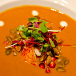 Pumpkin-Lobster Chowder
