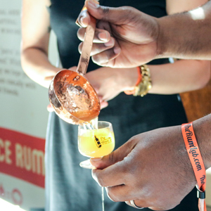 It's a Rum Festival, Which Sounds Pretty Damned Delightful