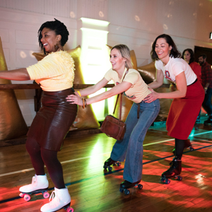 Return to Chicago Athletic Association for a Kentucky Derby Roller Derby