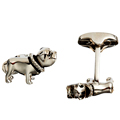 Some Canine-Minded Cufflinks