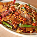 Kung Pao Pastrami, Now a Lunch Option