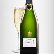 A Celebration-Worthy Bottle of Champagne